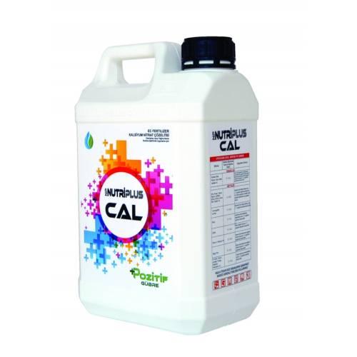 CAL % 12 Kalsiyum İçerikli  Sıvı Gübre 5 Lt.