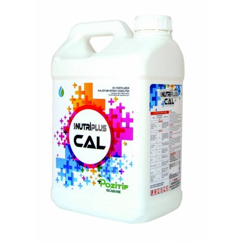 CAL % 12 Kalsiyum İçerikli Sıvı Gübre 10 Lt.