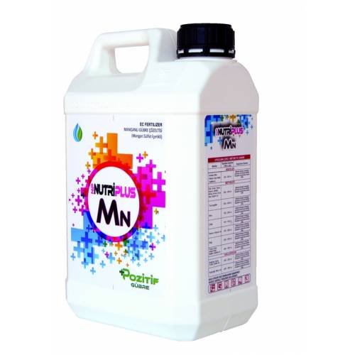 Mn %7 Mangan İçerikli Gübre 5 Lt.