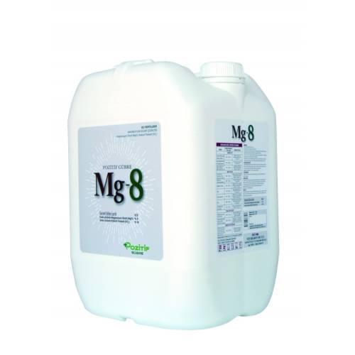 Mg-8 % 8 Magnezyum Sülfat İçerikli Sıvı Gübre 20 Lt.