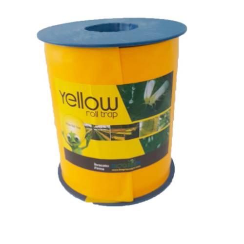 15 cm x 100 m Sarı Yapışkan Rulo Tuzak