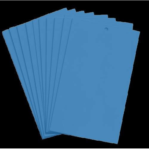 10 cm x 25 cm Mavi Kart Yapışkan Tuzak 10 Adet