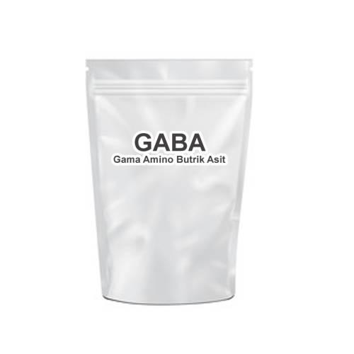 Gama Amino Bütrik Asit Gaba 100Gr