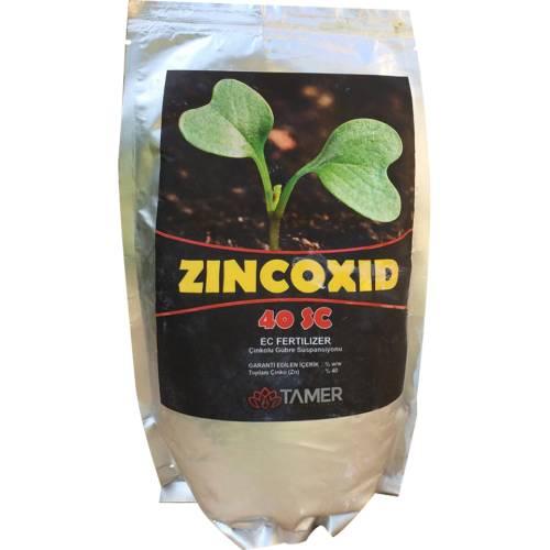 Zincoxid 40 SC EC Fertilizer Çinkolu Gübre