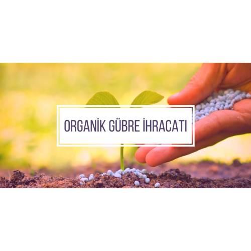Organik Gübrelerin İhracat Süreci